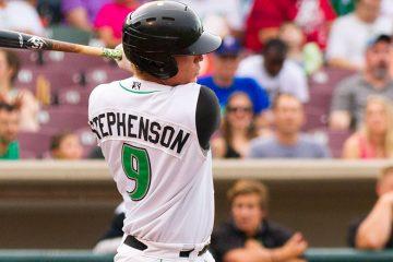 Tyler Stephenson (Photo: Doug Gray)