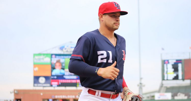 Brian O'Grady (credit: Taris Smith / Louisville Bats)