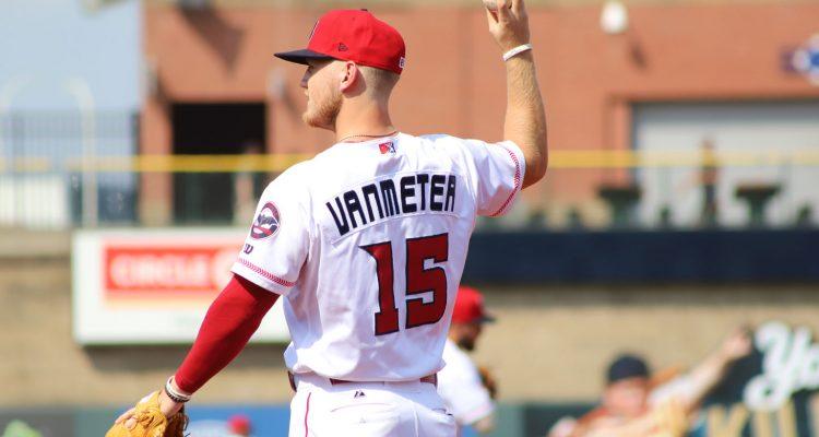 Josh VanMeter (Photo: Taris Smith/Louisville Bats)