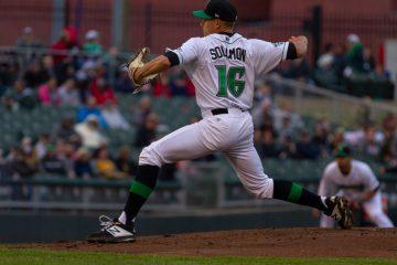 Jared Solomon (Photo: Doug Gray)