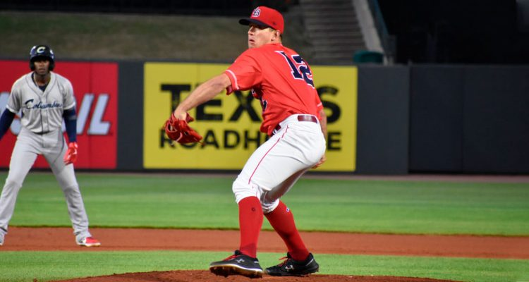 Lucas Sims (Photo: Louisville Bats/Jared Anderson/River City Cards)