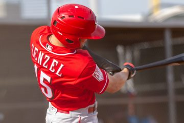 Nick Senzel (Photo: Doug Gray)