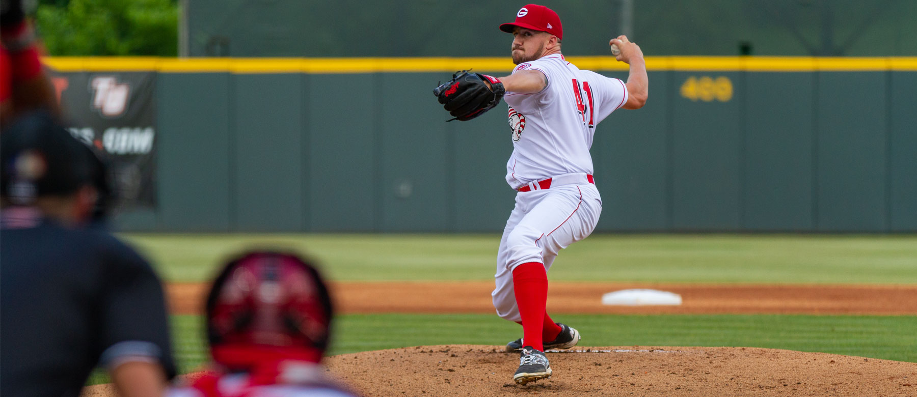 Graham Ashcraft hits 100 MPH, other Reds notes | redsminorleagues.com