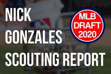 Nick Gonzales Scouting Report