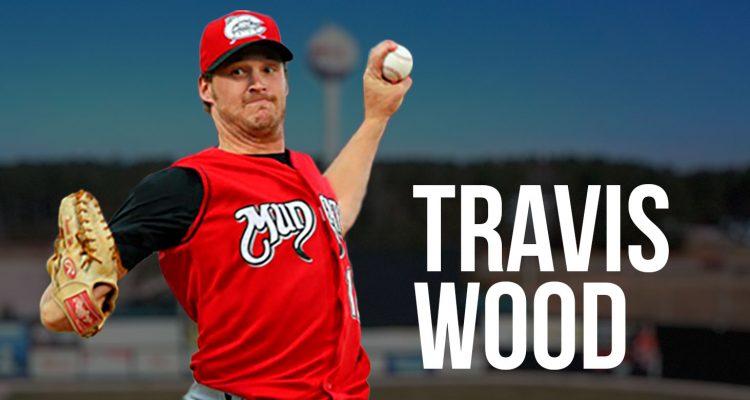 Travis Wood Carolina Mudcats