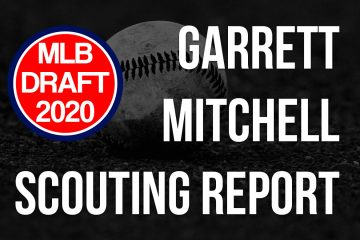 Garrett Mitchell Scouting Report