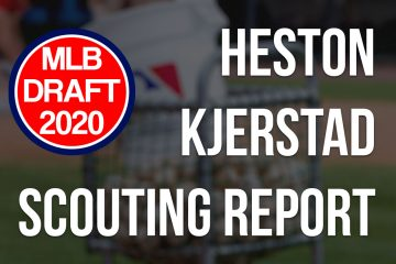 Heston Kjerstad Scouting Report
