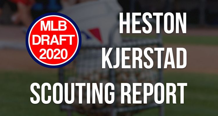 Heston Kjerstad Scouting Report