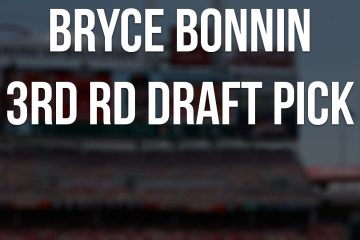 Bryce Bonnin Scouting Report