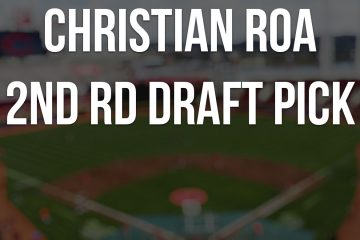 Christian Roa Scouting Report