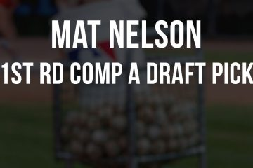 Mat Nelson Scouting Report