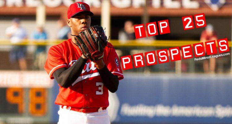 Cincinnati Reds 2021 Top 25 Prospect List